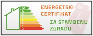 Energetski certifikat za stambenu zgradu