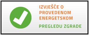 Izvješće o provedenom energetskom pregledu zgrade
